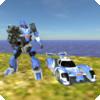超级跑车机器人