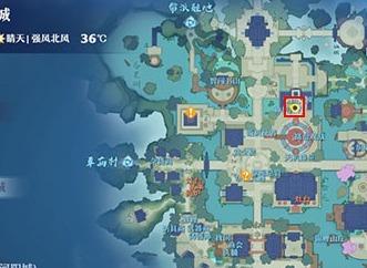 梦幻新诛仙铜神树位置在哪里 梦幻新诛仙铜神树详细位置