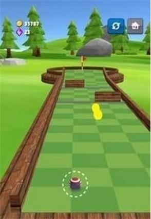 高尔夫技巧挑战赛