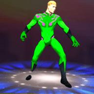 超级英雄战境