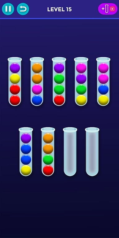彩色球难题