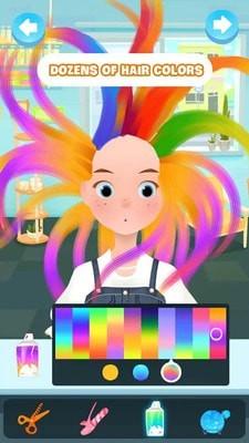 公主发型师