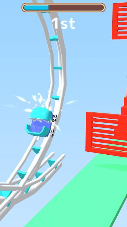 过山车竞赛3D