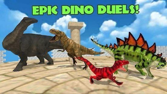 恐龙竞技场