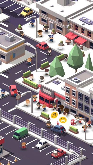 失控城市模拟器