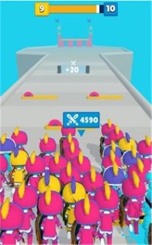 拉人攻城3D