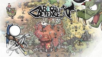 卡通防御战4