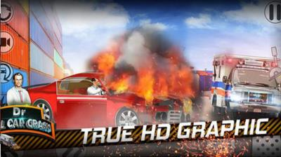 真实模拟车祸